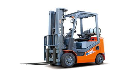 液化气平衡重式叉车