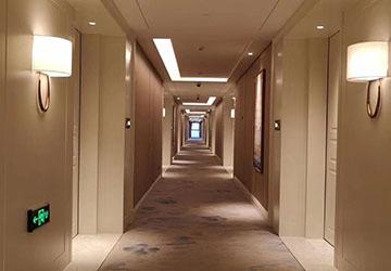 宾馆地毯定制