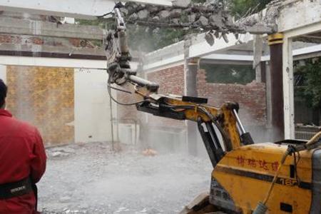 混凝土楼板拆除