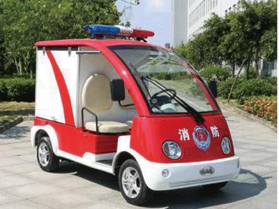 石家庄电动消防车
