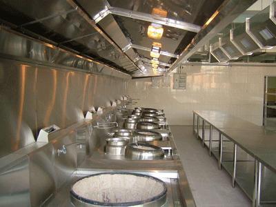 重庆厨房油烟净化