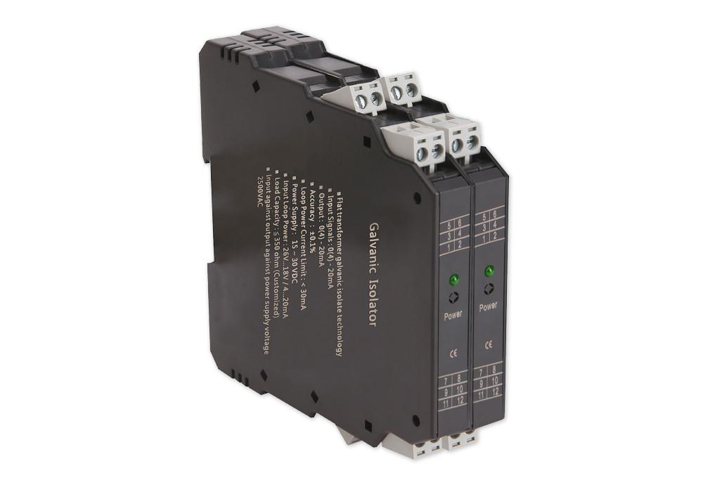 輸出回路供電型隔離配電器(一入二出)