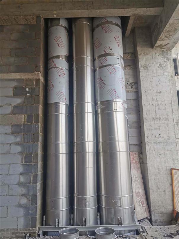 重庆不锈钢烟囱设计