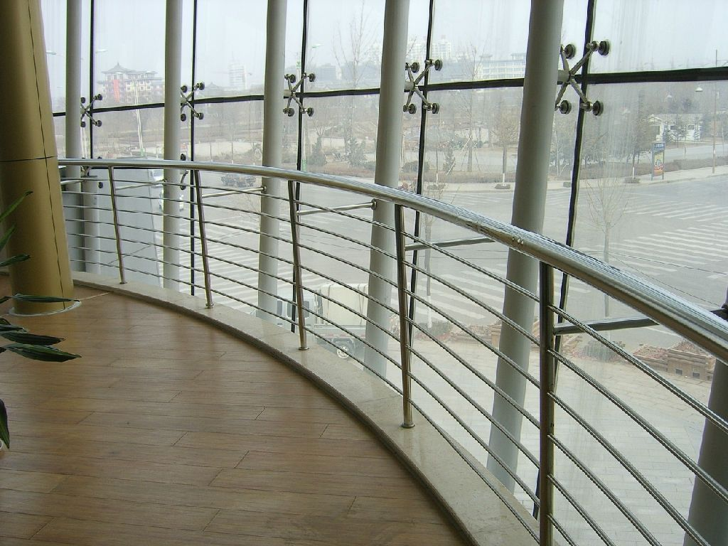云南不锈钢楼梯扶手厂家