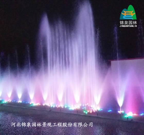 河北音樂噴泉
