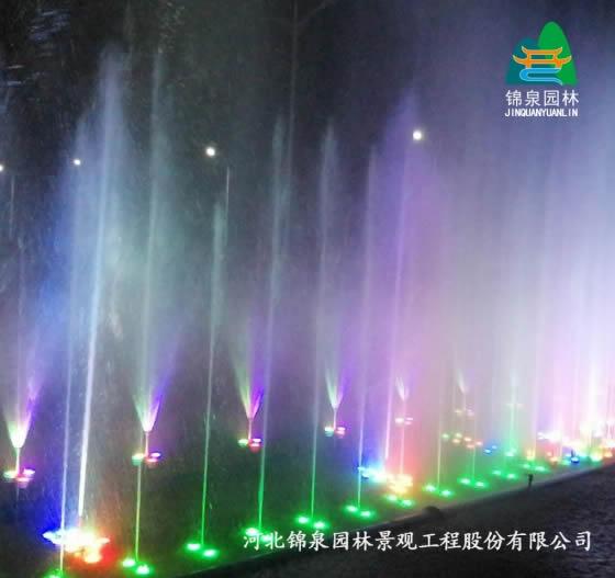 音樂噴泉工程