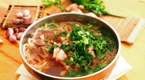 贵州特色羊肉粉