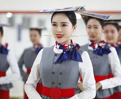 重庆空姐礼仪培训