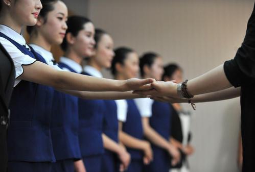 重庆空乘就业培训