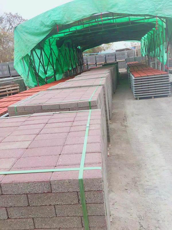 陶土砖透水砖