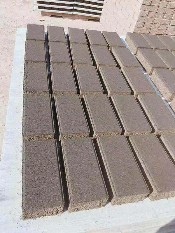 黄陂透水砖