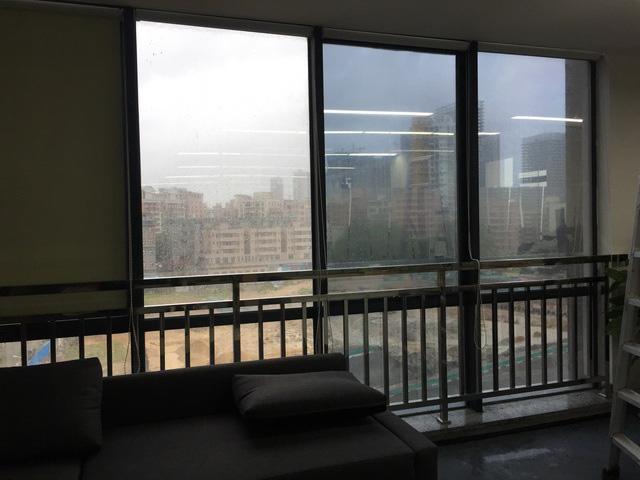 建筑玻璃贴隔热膜