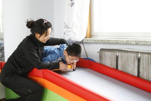 自闭症儿童注意力不集中