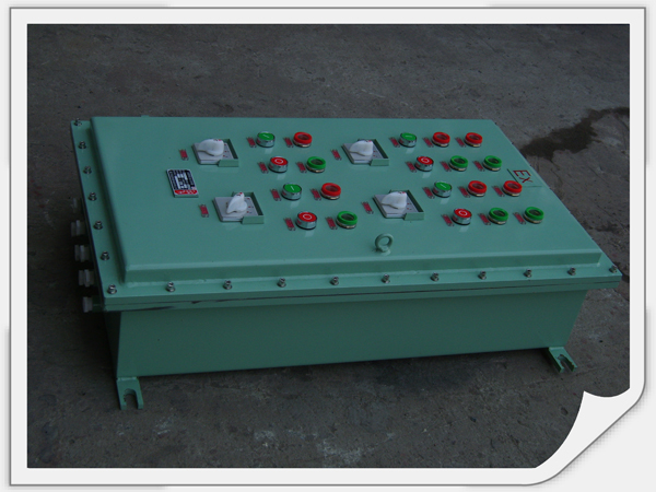 防爆电器控制箱