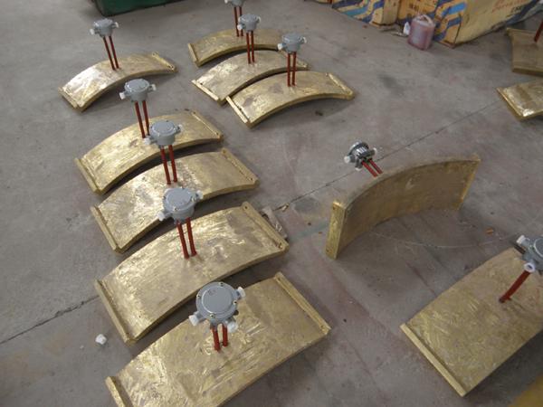 铜瓦式电加热器