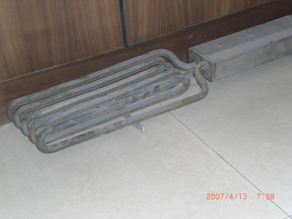 可调式电加热器1