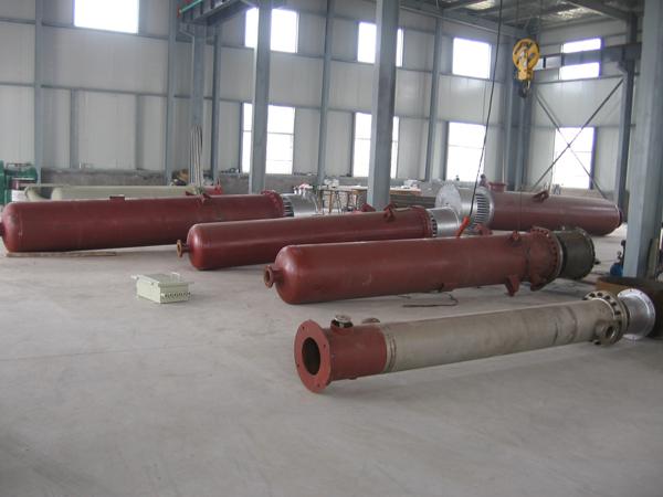 管道蒸汽电加热器