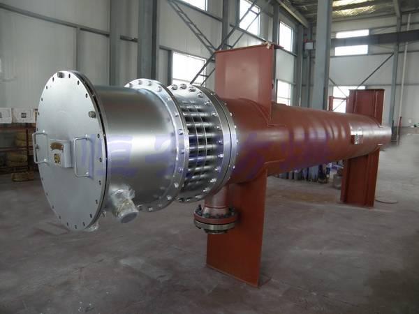 防爆气体电加热器