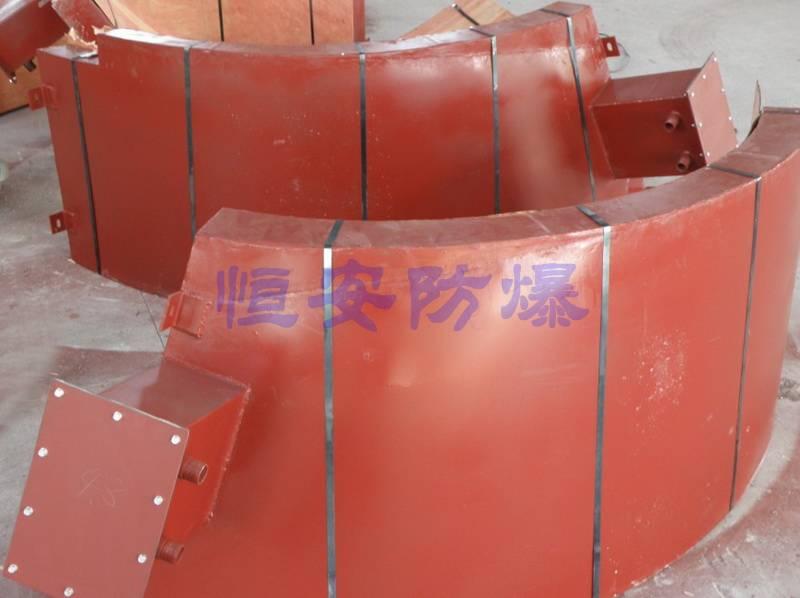 热气冷却器用反应釜加热器
