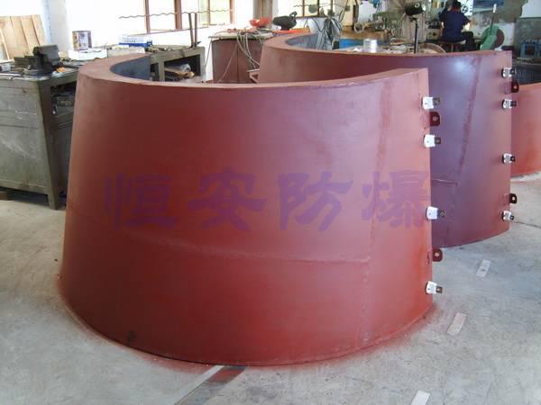 碳化硅远红外反应釜加热器