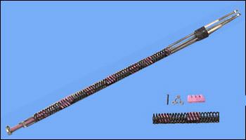 三相螺旋式合成塔电加热器