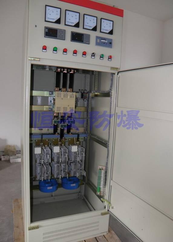 温度控制柜内部结构图