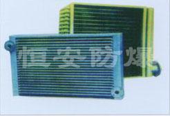 钢翅片空气加热器