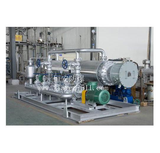 1000KW防爆电加热导热油炉