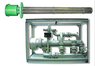 海洋石油平台船舶电加热系统
