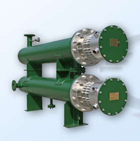 1500kw循环式氮气电加热器