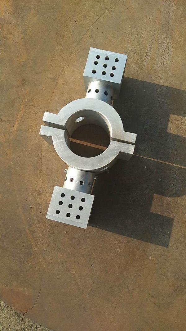 异形特殊电加热器