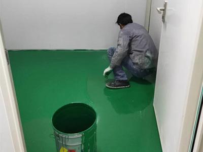 石家庄净化地面工程