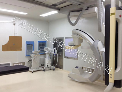 层流手术室净化