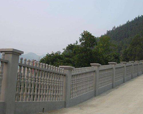 GRC围墙