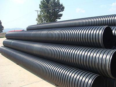 河北钢带增强螺纹管厂家