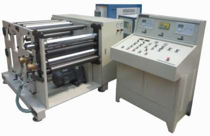 ZHLWE-800型激光全息宽幅模压机