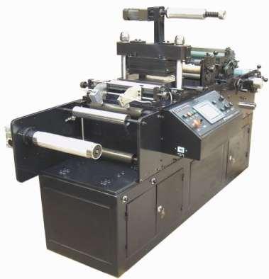 XASLM-III型全自动高速商标模切机