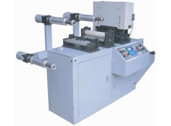ASLM-VIII型全自动高速商标模切机