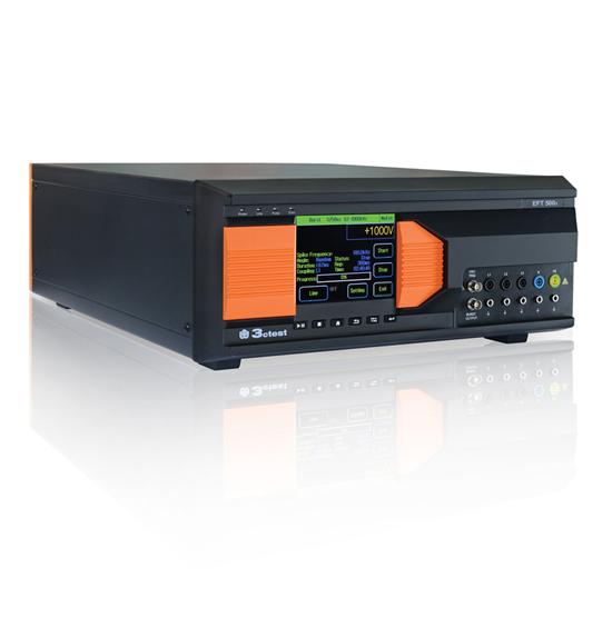 电快速瞬变脉冲群模拟器EFT 500S