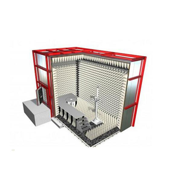 电波暗室和屏蔽室