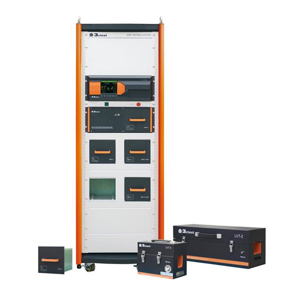 间接雷电感应瞬态敏感度测试系统(波形2, 3&6)