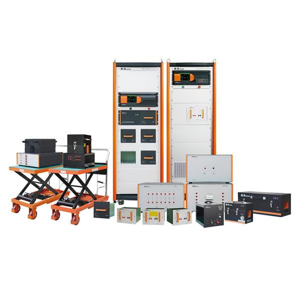 间接雷电感应瞬态敏感度测试系统