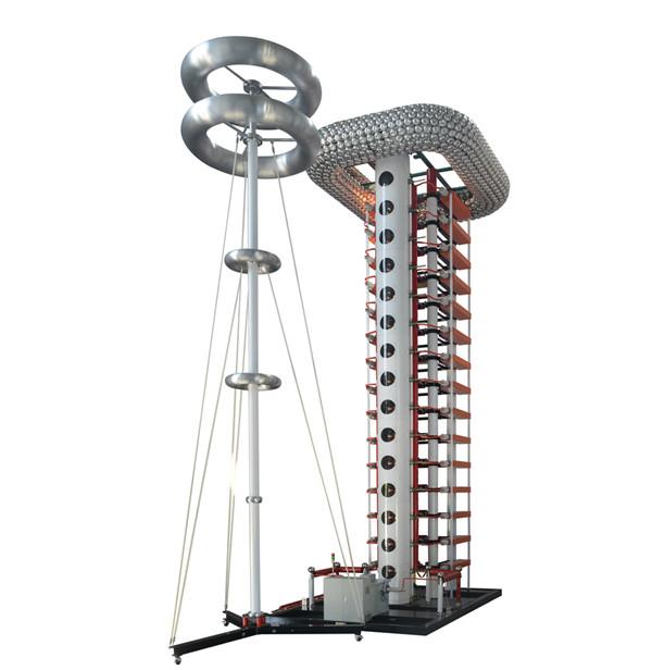 高电压附着点分区试验系统 LVG 3000