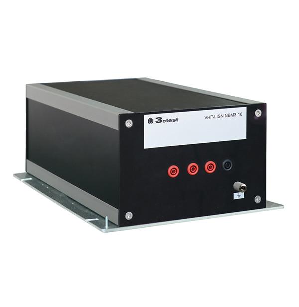 不平衡高频线路阻抗稳定网络 VHF-LISN NBM3-16