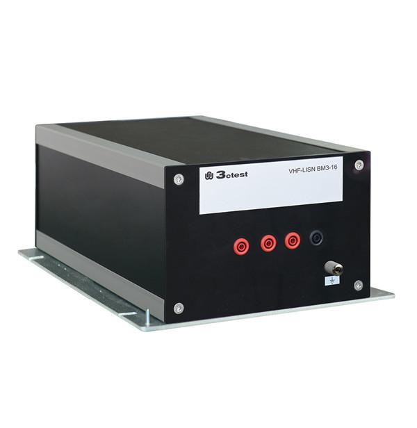 平衡高频线路阻抗稳定网络 VHF-LISN BM3-16