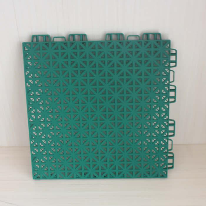 环保塑胶悬浮式拼装地板