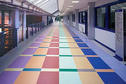石家庄PVC运动地板