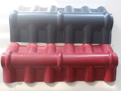 仿古樹脂一體瓦生產廠家