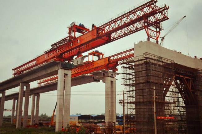 重庆架桥机租赁销售