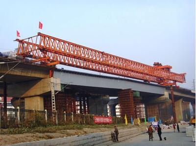 重慶單軌架橋機